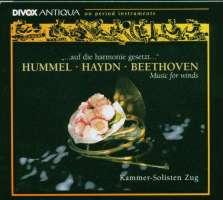 Music for Winds (Auf Die Harmonie Gesetzt)