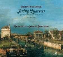 Schuster: String Quartets
