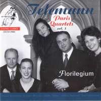 Telemann: Paris Quartets, Volume 3