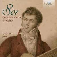 Sor: Complete Sonatas for Guitar