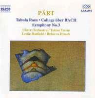 PART: Tabula Rasa / Symphony No. 3