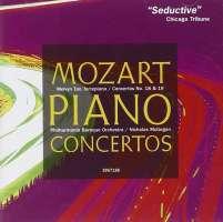 Mozart: Concertos pour piano no.18&19
