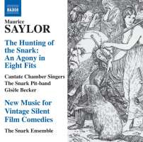 SAYLOR: The Hunting of the Snark