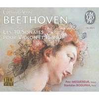 Beethoven: 10 Sonatas for Violin and Piano