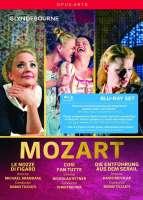 Mozart: Le nozze di Figaro; Così fan tutte; Die Entführung aus dem Serail
