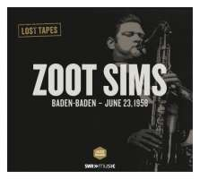 Lost Tapes - Zoot Sims, Live at Baden-Baden 1958
