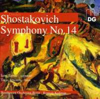 Shostakovich : Symphony no.14