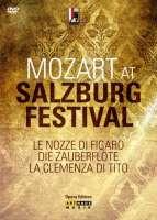 WYCOFANY   Mozart at Salzburg Festival (6 DVD) / 107521