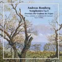 Romberg: Symphonies Nos. 1 & 3