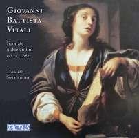 Vitali: Suonate a due violini op. 2, 1682