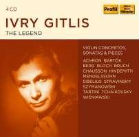 Ivry Gitlis - The Legend