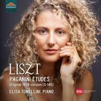 Liszt: Paganini Études