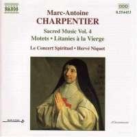 CHARPENTIER: Sacred Music
