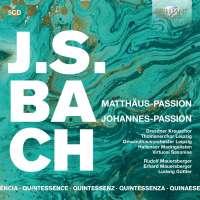 Quintessence J.S. Bach: Matthäus Passion BWV 244, Johannes Passion BWV 245