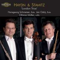 Haydn & Stamitz: London Trios for 2 Flutes & Cello