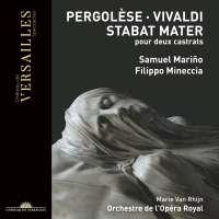 Pergolèse & Vivaldi: Stabat Mater pour deux castrats