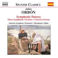 Orbon: Symphonic Dances