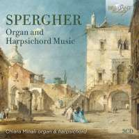 Spergher: Organ and Harpsichord Music
