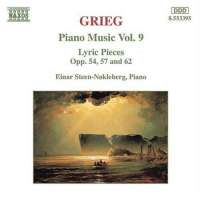 GRIEG: Piano Music Vol. 9