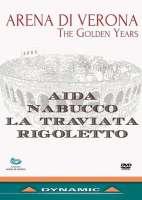 Verdi: Arena di Verona: Golden Years :La Traviata, Aida, Rigoletto, Nabucco