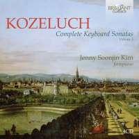 Koželuch: Complete Keyboard Sonatas Vol. 3