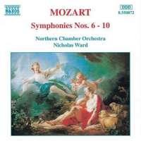 Mozart: Symphonies 6-10