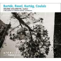 Bartók, Ravel, Kurtág, Coulais