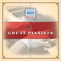 Great Pianists (1926-1945)