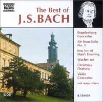 THE BEST OF J.S BACH