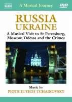 Musical Journey: Russia, Ukraine, Uzbekistan