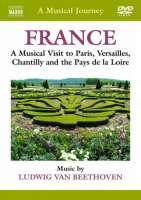 Musical Journey:France Paris, Versailles, Chantilly, Pays de la Loire