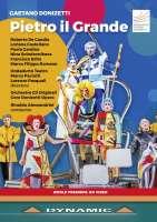Donizetti: Pietro il Grande