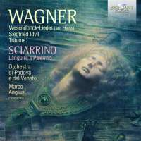 Wagner: Wesendonck Lieder; Siegfried Idyll, Träume; Sciarrino: Languire a Palernmo