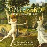 Monteverdi: Canzonette a tre voci, Venice 1584
