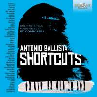 Short Cuts: 50 Piano Pieces