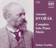Dvorak: Complete Solo Piano Music