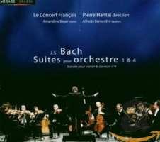 Bach: Suites pour orchestre 1 & 4