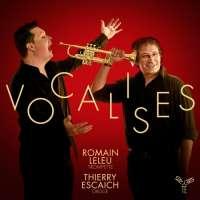 WYCOFANY   Vocalises - utwory na trąbkę i organy