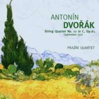 Dvorák: String Quartet No 11, Cypresses