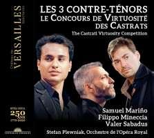 Le 3 Contre-Ténors - The Castrati Virtuosity Competition