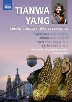 Yang, Tianwa Live in St Petersburg