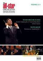 The All-Star Orchestra Programs 3 & 4: Dvorak, Shostakovich