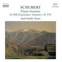 SCHUBERT: Piano Sonatas
