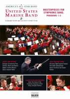 Masterpieces for Symphonic Band, Programs 1 - 3
