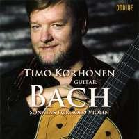 Bach: Sonatas for Solo Violin (transcriptions for guitar)