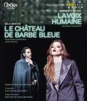 WYCOFANY  Bartok: Le chateau de barbe bleue