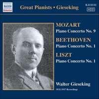 MOZART / BEETHOVEN / LISZT: Piano Concertos