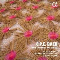 C.P.E. Bach: Flute concertos and sonatas