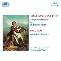 Joachim/Brahms: Hungarian Dances