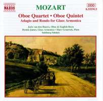 MOZART: Oboe Quartet, K. 370; Oboe Quintet, K. 406a